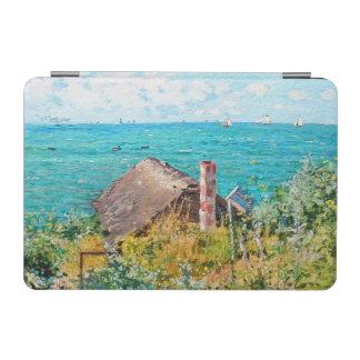 Claude Monet The Cabin At Saint-Adresse Fine Art iPad Mini Cover