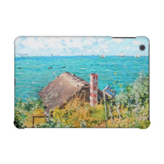 Claude Monet The Cabin At Saint-Adresse Fine Art iPad Mini Cover