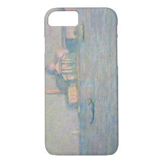 Claude Monet - The Church of San Giorgio Maggiore, iPhone 7 Case