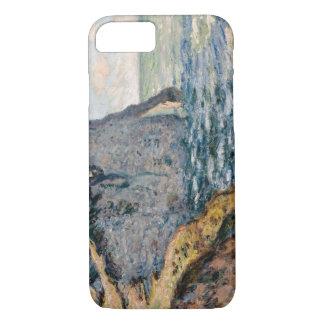 Claude Monet - The Cliff of Aval, Etrétat iPhone 7 Case