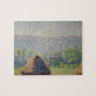 Claude Monet | The End of the Summer, at Givern Jigsaw Puzzle