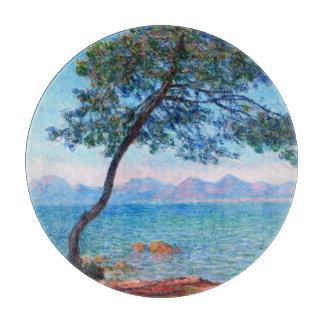 Claude Monet: The Esterel Mountains Cutting Board