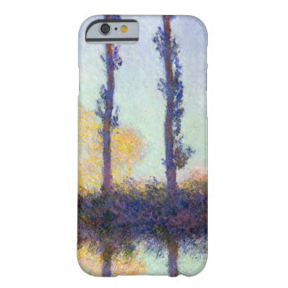 Claude Monet The Four Trees Barely There iPhone 6 Case