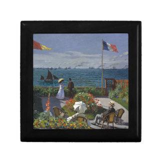 Claude Monet - The Garden at Sainte Adresse Art Gift Box