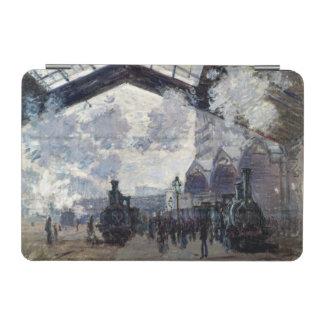 CLAUDE MONET - The Gare St-Lazare 1877 iPad Mini Cover