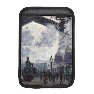 CLAUDE MONET - The Gare St-Lazare 1877 iPad Mini Sleeve