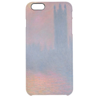 Claude Monet | The Houses of Parliament, London Clear iPhone 6 Plus Case