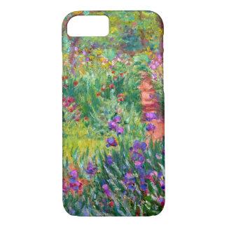 Claude Monet: The Iris Garden at Giverny iPhone 7 Case
