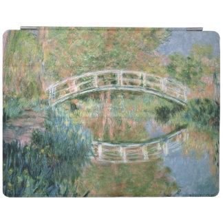 Claude Monet | The Japanese Bridge, Giverny iPad Cover