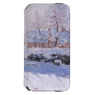 Claude Monet-The Magpie Incipio Watson™ iPhone 6 Wallet Case