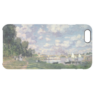 Claude Monet | The Marina at Argenteuil, 1872 Clear iPhone 6 Plus Case