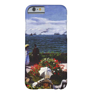 Claude Monet-The Terrace at Sainte-Adresse Barely There iPhone 6 Case