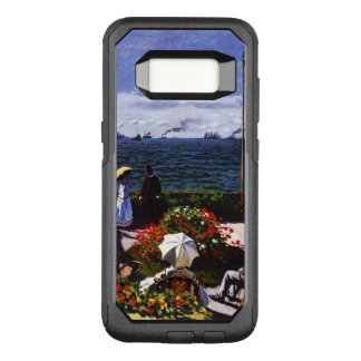 Claude Monet-The Terrace at Sainte-Adresse OtterBox Commuter Samsung Galaxy S8 Case
