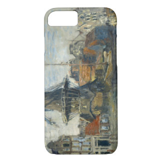 Claude Monet - The Windmill on the Onbekende iPhone 7 Case