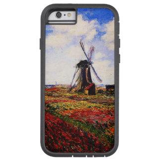 Claude Monet-Tulips Fields Tough Xtreme iPhone 6 Case