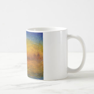 Claude Monet // Venice Twilight Classic White Coffee Mug