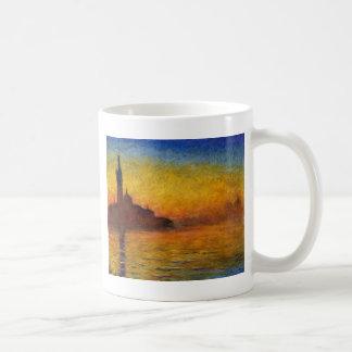 Claude Monet // Venice Twilight Coffee Mug