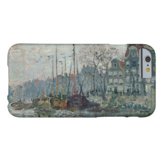 Claude Monet - View of the Prins Hendrikkade Barely There iPhone 6 Case