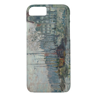 Claude Monet - View of the Prins Hendrikkade iPhone 7 Case