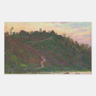 Claude Monet - Village of La Roche-Blond