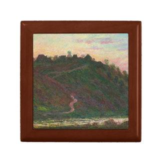 Claude Monet - Village of La Roche-Blond Gift Box
