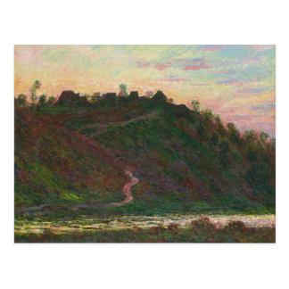 Claude Monet - Village of La Roche-Blond Postcard