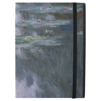 "Claude Monet Water Lilies 1907 Nymphéas GalleryHD iPad Pro 12.9"" Case"