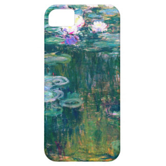 Claude Monet Water Lilies 1917 iPhone 5 Covers