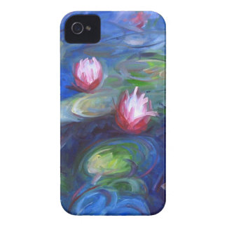 Claude Monet: Water Lilies 2 iPhone 4 Covers