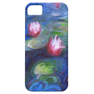 Claude Monet: Water Lilies 2 iPhone 5 Covers