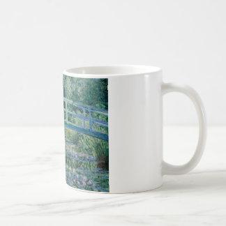 Claude Monet - Water Lilies and Japanese Bridge Coffee Mug