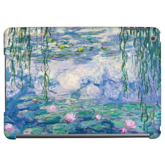 CLAUDE MONET - Water lilies iPad Air Cases