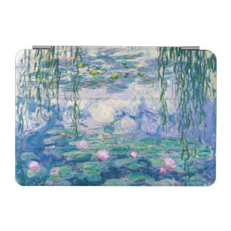 CLAUDE MONET - Water lilies iPad Mini Cover