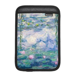 CLAUDE MONET - Water lilies iPad Mini Sleeve