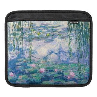 CLAUDE MONET - Water lilies iPad Sleeve