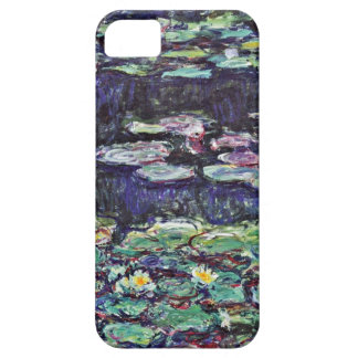 Claude Monet Water Lilies iPhone 5 Cases