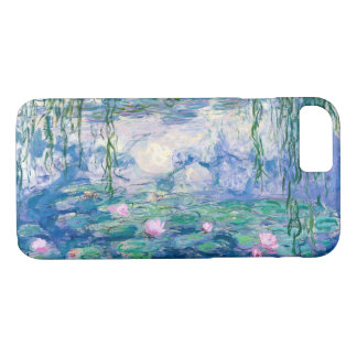 CLAUDE MONET - Water lilies iPhone 8/7 Case