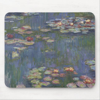 Claude Monet - Water Lilies Mouse Pad