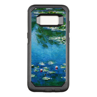 Claude Monet-Water-Lilies OtterBox Commuter Samsung Galaxy S8 Case