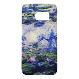 Claude Monet-Water-Lilies Samsung Galaxy S7 Case