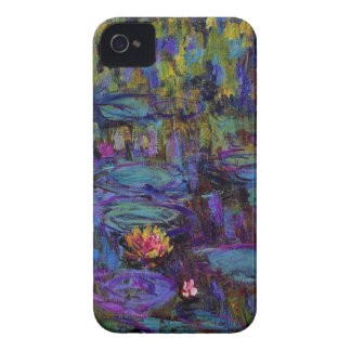 Claude Monet Water Lillies 1917 iPhone 4 Case-Mate Cases