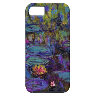 Claude Monet Water Lillies 1917 iPhone 5 Cases
