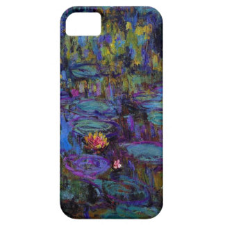 Claude Monet Water Lillies 1917 iPhone 5 Covers