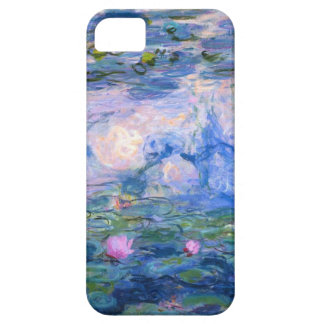 Claude Monet Water Lillies 1919 Case For The iPhone 5