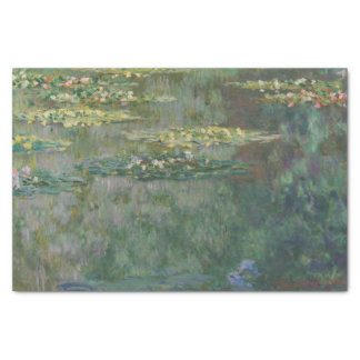 Claude Monet Water Lily Pond Fine Art GalleryHD Tissue Paper
