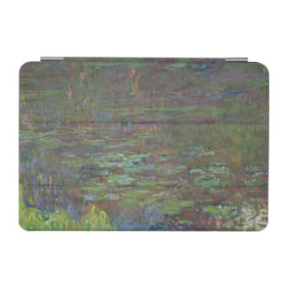 Claude Monet | Waterlilies at Sunset iPad Mini Cover