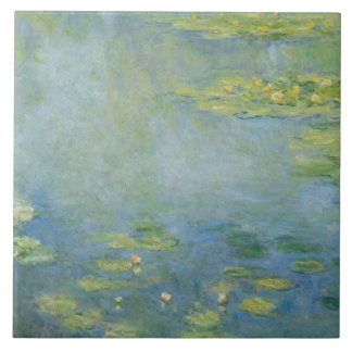 Claude Monet - Waterlilies Tile