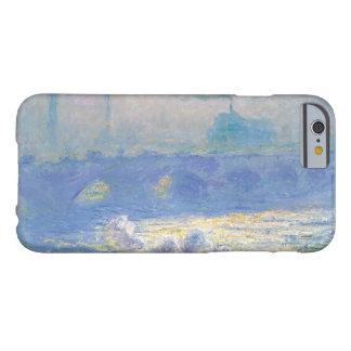 Claude Monet - Waterloo Bridge Barely There iPhone 6 Case