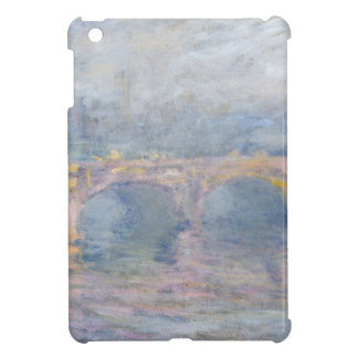 Claude Monet | Waterloo Bridge, London, at Sunset Case For The iPad Mini