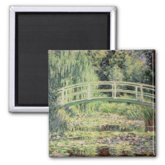 Claude Monet | White Nenuphars, 1899 Magnet